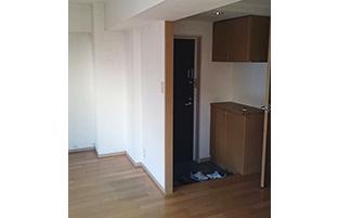 内装リフォームマンション玄関イメージ