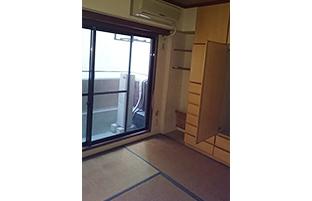 内装リフォームマンション和室イメージ