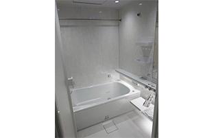 内装リフォームマンション風呂イメージ