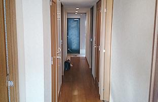 リノベーションマンション玄関イメージ